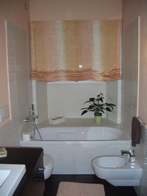 Tenda a pacchetto - Tende classiche per bagno ...